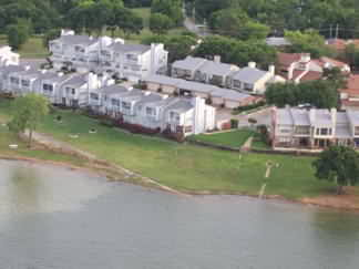Condos on Lewisville Lake